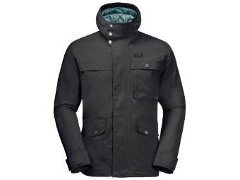 Winterjacke Jack Wolfskin Wildwood Men phantom