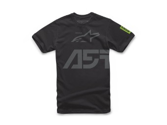 T-Shirt Alpinestars Compass Tee black