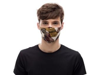 Mund und Nasenschutzmaske Buff Filter Mask Adult Burj Multi Gesichtsmaske