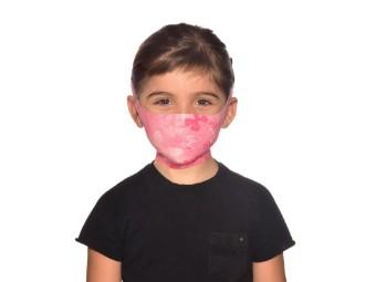 Mund und Nasenschutzmaske Buff Filter Mask Kids Nympha Pink Gesichtsmaske