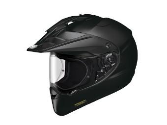 Endurohelm Shoei Hornet ADV schwarz glänzend