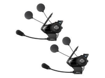 30K 2.0 Dual Kit Sprechanlage Headset Doppelset Mesh 2.0 Bluetooth Interkom