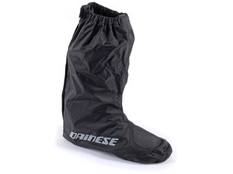 Regenstiefel Dainese D-Crust Overboots schwarz