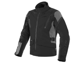 Motorradjacke Dainese Tonale D-Dry XT Jacket black ebony black