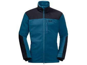 Fleecejacke Jack Wolfskin Blizzard Men cobalt blue