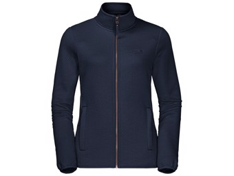 Fleecejacke Jack Wolfskin Natori Women midnight blue