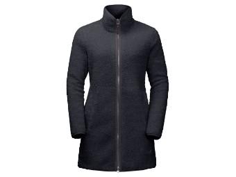 Fleecejacke Jack Wolfskin High Cloud Coat Women Nanuk 300 phantom