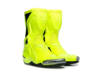 Stiefel Dainese Torque 3 Out Boots fluo yellow