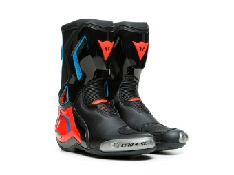 Stiefel Dainese Torque 3 Out Boots Pista 1 black red blue
