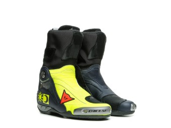 Motorradstiefel Dainese Axial D1 In VR46 Replica Valentino Rossi