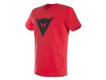 T-Shirt Dainese Speed Demon rot/schwarz