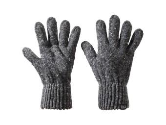 Handschuhe Jack Wolfskin Merino Gloves Women dark grey