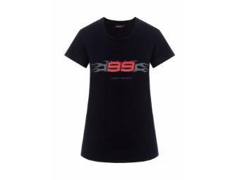 T-Shirt Jorge Lorenzo 99 Women JL99 MotoGP