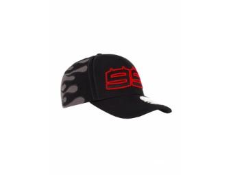 Schirmmütze Jorge Lorenzo 99 Flames Snapback Cap