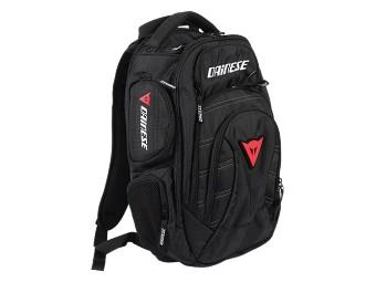 Motorrad Rucksack Dainese D-Gambit Backpack stealth black