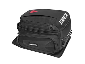 Tankrucksack Hecktasche Dainese D-Tail Motorcycle Bag stealth black