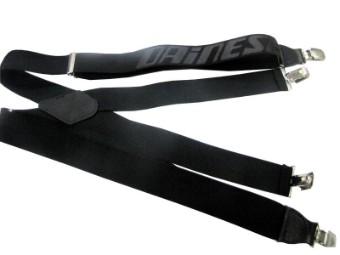 Hosenträger Dainese Braces Bretelle schwarz