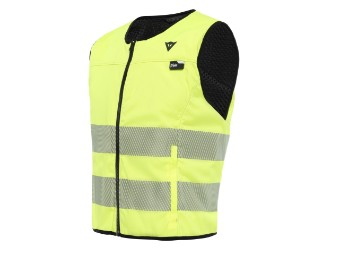 D-Air Smart Jacket Hi Vis Men Airbagweste fluo yellow