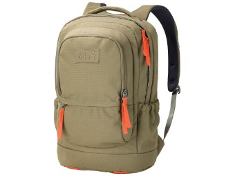 Rucksack Jack Wolfskin Road Kid 20 Pack burnt olive