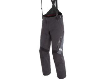 Motorradhose Dainese Gran Turismo Gore Tex Pants schwarz/grau