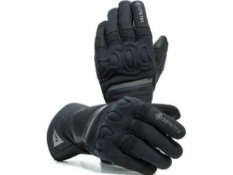 Motorradhandschuhe Dainese Nembo Gore Tex +Grip schwarz