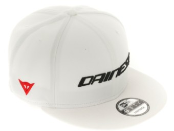 Schirmmütze Dainese 9Fifty Wool Snapback Cap white