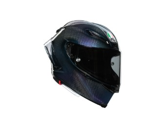 Race Helm AGV Pista GP RR Iridium Glossy Carbon, glanz
