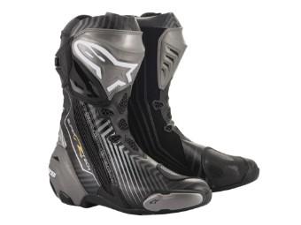 Stiefel Alpinestars Supertech R New black gray gold