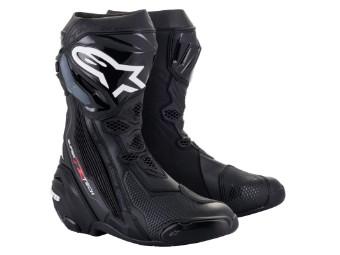 Stiefel Alpinestars Supertech R Boots 2021 Black