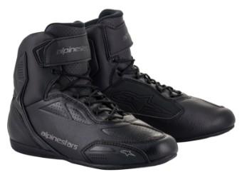 Motorradschuhe Alpinestars Faster 3 Shoes black cool gray