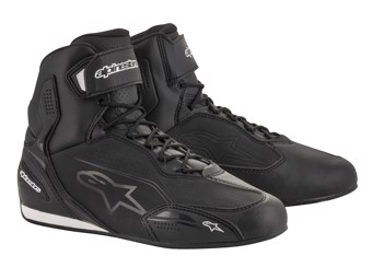 Motorradschuhe Alpinestars Faster 3 Shoes black black