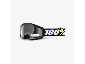 Crossbrille 100% Strata Mini Goggle MX Brille Motocross für Kinder