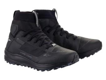 Motorradschuhe Alpinestars Speedforce Shoes black