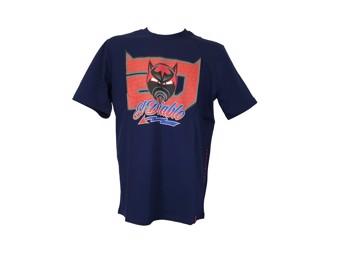 T-Shirt Fabio Quartararo El Diablo blue