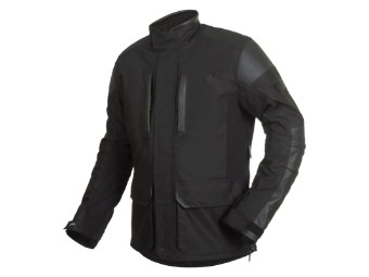 Gore Tex Motorradjacke Rukka Melfort schwarz