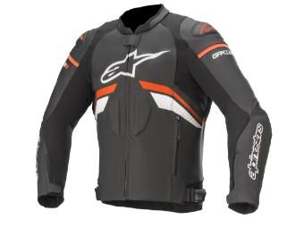 Motorradjacke Alpinestars GP Plus R V3 Jacket black red fluo white