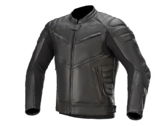 Lederjacke Alpinestars AS-DSL Shiro Leather Jacket tech Air Kompatibel