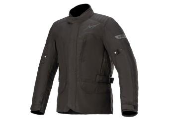 Motorradjacke Alpinestars Gravity Drystar Jacket schwarz