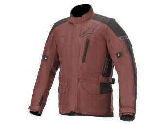 Motorradjacke Alpinestars Gravity Drystar Jacket rich brown