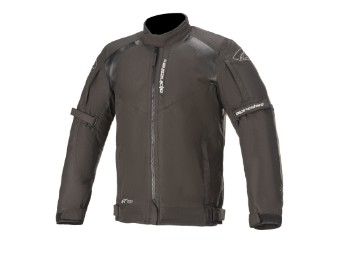 Motorradjacke Alpinestars Headlands DryStar Jacket black