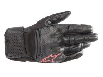 Handschuhe Alpinestars Stella Kalea Gloves schwarz pink