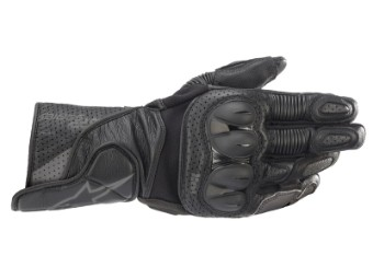 Motorradhandschuhe Alpinestars SP-2 V3 Gloves schwarz anthrazit