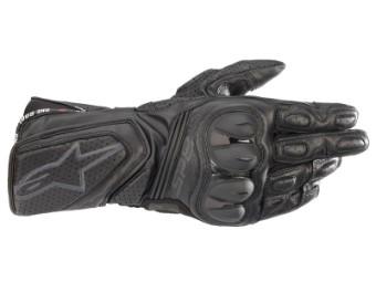Motorradhandschuhe Alpinestars SP-8 V3 Gloves schwarz schwarz