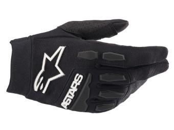 Crosshandschuhe Alpinestars Full Borre Gloves black