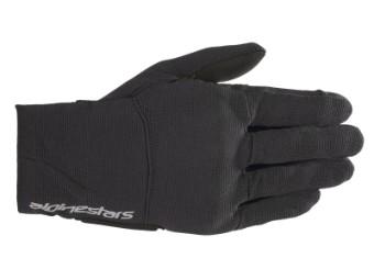 Motorradhandschuhe Alpinestars Reef Women Gloves black reflective