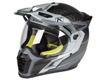 Helm Klim Krios Pro Arsenal Grey Dual Sport Adventure