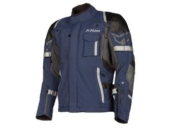 Motorradjacke Klim Kodiak Redesign Gore Tex Jacket blau grau