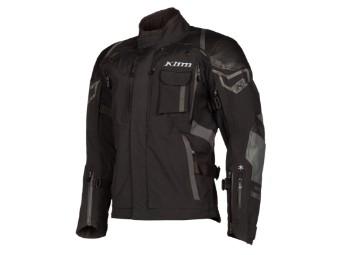 Motorradjacke Klim Kodiak Redesign Gore Tex Jacket schwarz