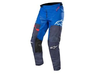 Crosshose Alpinestars Racer Flagship Pants 2019 dark navy/blue/red