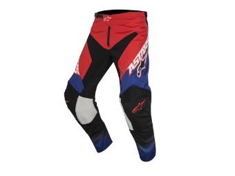 Crosshose Alpinestars Supermatic Pants 2017 red/blue/white